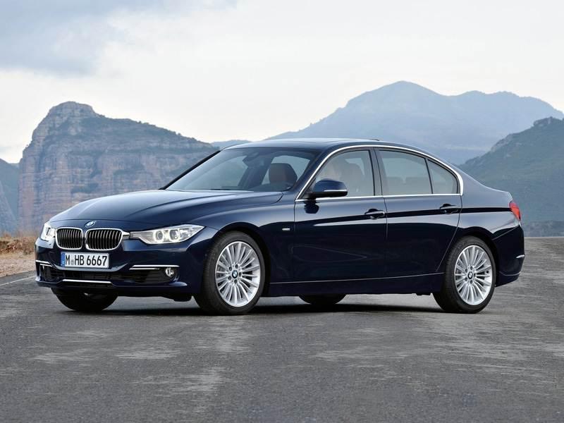 Новый BMW 3 series - Спортивная порода