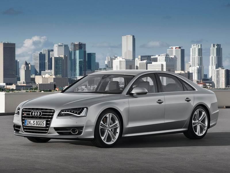 Новый Audi S8 - Полноправный лидер