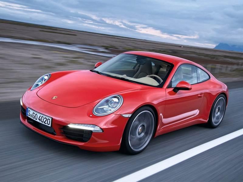 Новый Porsche 911 Carrera - Законодатель мод