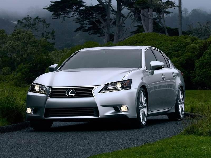 Новый Lexus GS - Сама элегантность