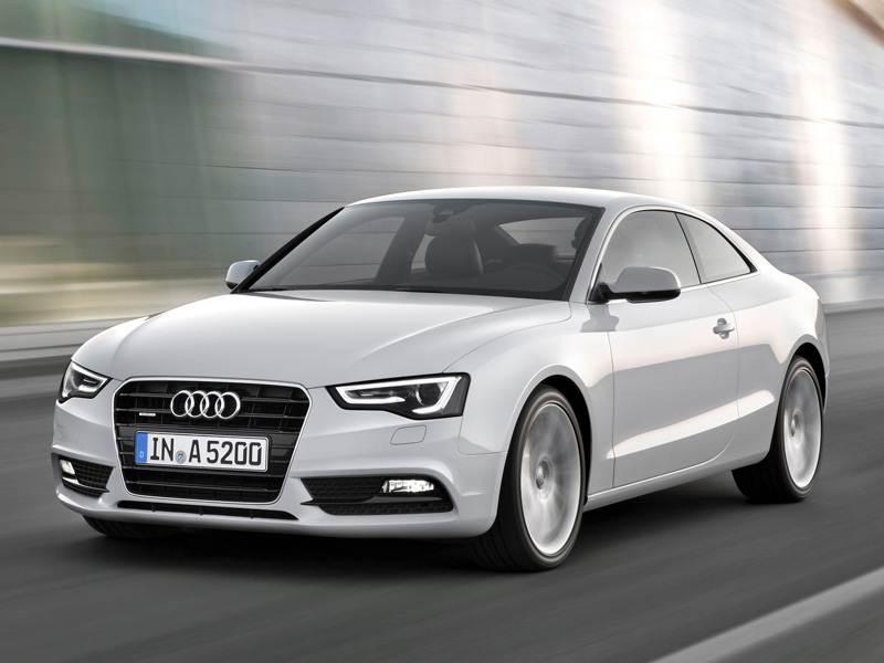 Новый Audi A5 - Законодатель мод