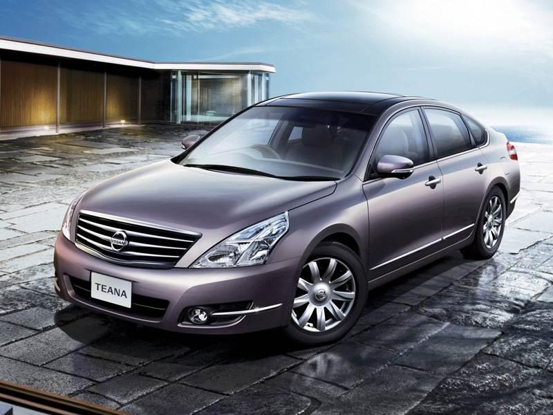 Новый Nissan Teana - Бизнес-эмигрант