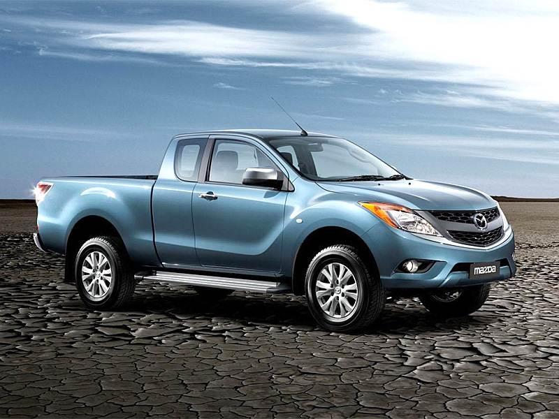 Новый Mazda BT-50 - Необузданная экспрессия