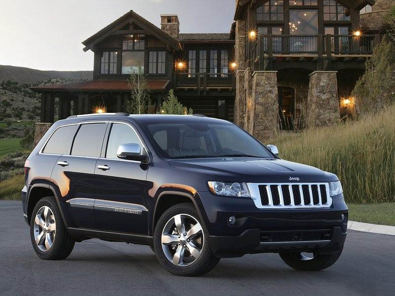 Новый Jeep Grand Cherokee - Экономный «вождь»