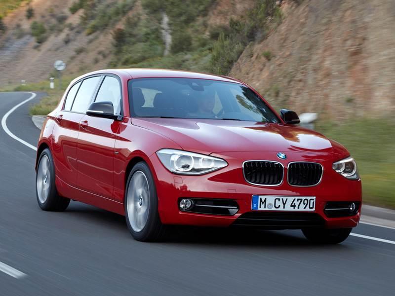 Новый BMW 1 series - «Первый» класс