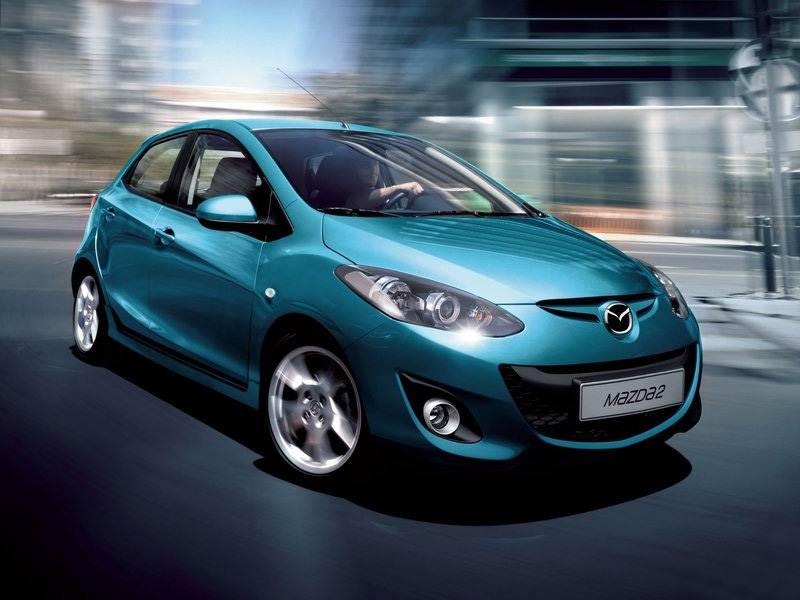 Новый Mazda 2 - Верх экономичности