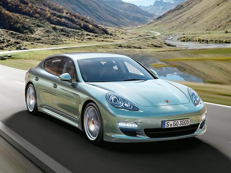 Новый Porsche Panamera - Идеальный Gran Turismo