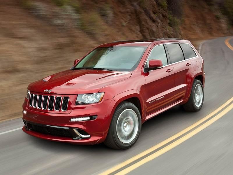Новый Jeep Grand Cherokee - Быстрее еще не было