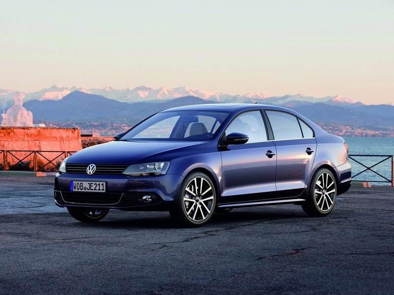 Новый Volkswagen Jetta - Еще не «бизнес», но уже «джет»