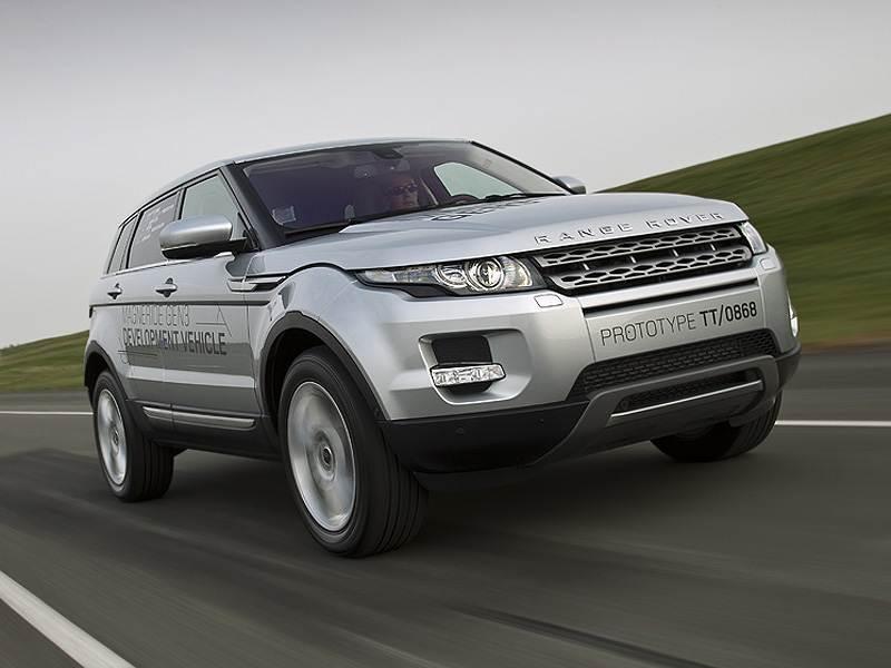 Новый Land Rover Range Rover - Богатый принц