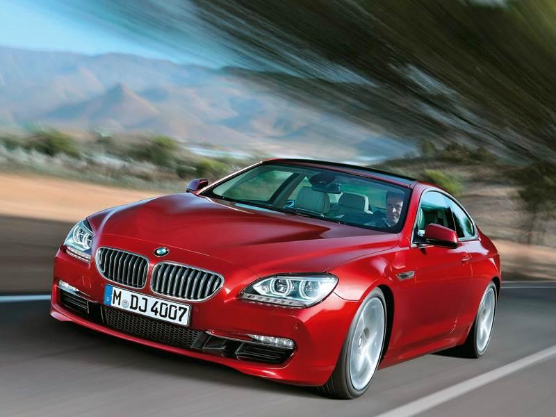 Новый BMW 6 series - Хищник