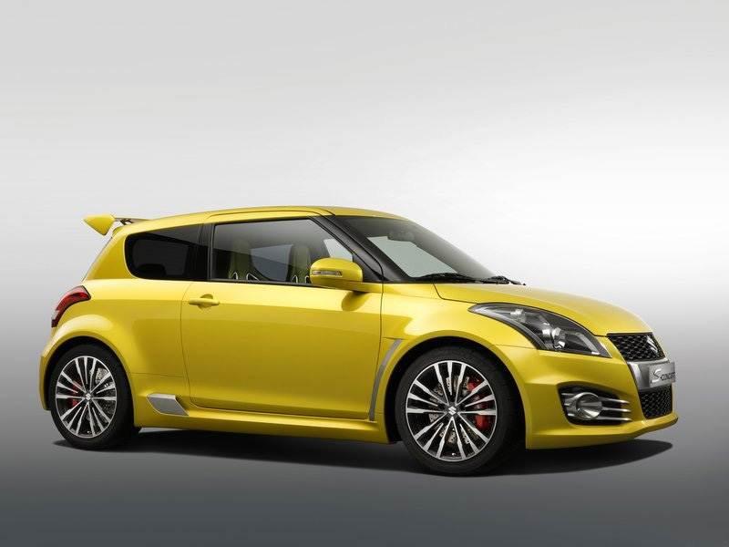 Новый Suzuki Swift - Лимонный сок