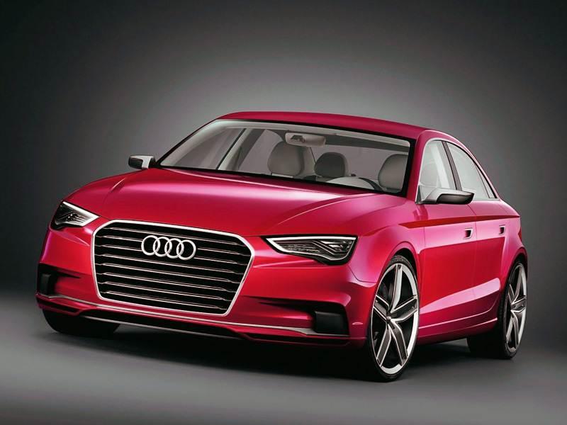 Новый Audi A3 - Возвращение седана