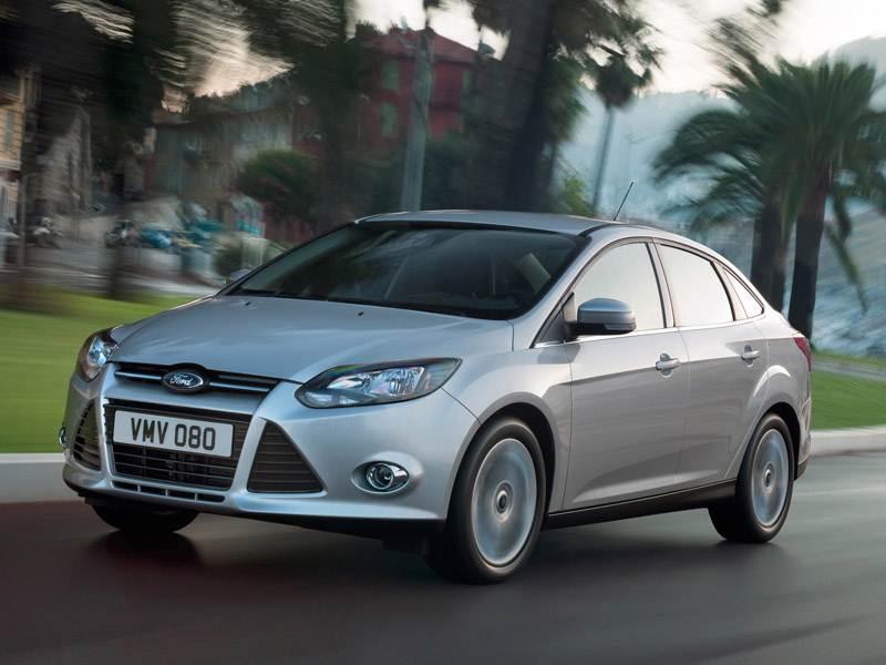 Новый Ford Focus - Фаворит среднего класса