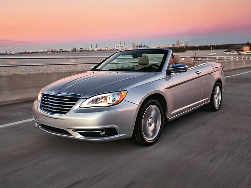 Новый Chrysler Sebring - Итальянец с американскими корнями
