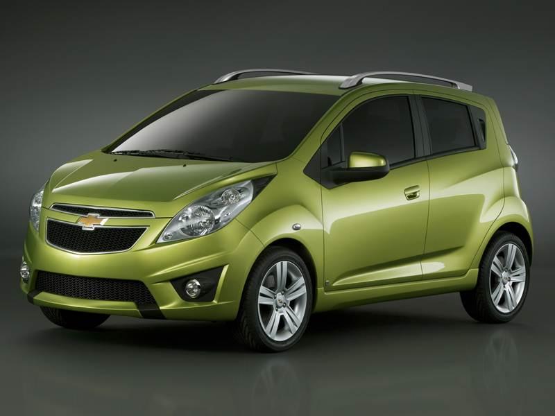Новый Chevrolet Spark - Sparkовкой проблем нет