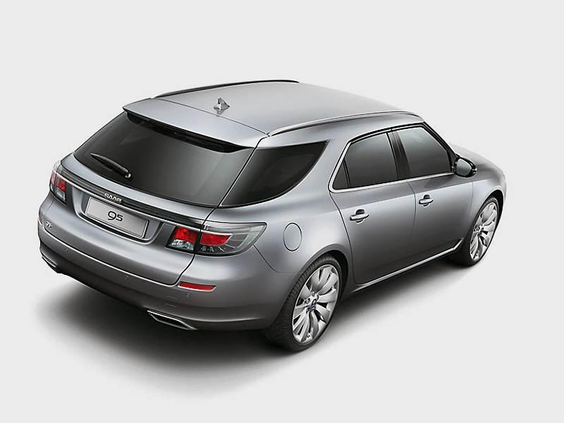 Новый Saab 9-5 - Возвращение