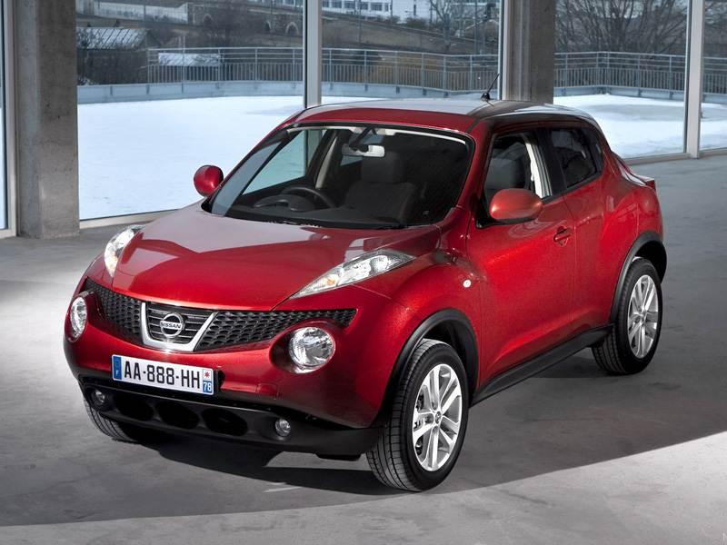 Новый Nissan Juke - Городской стиляга