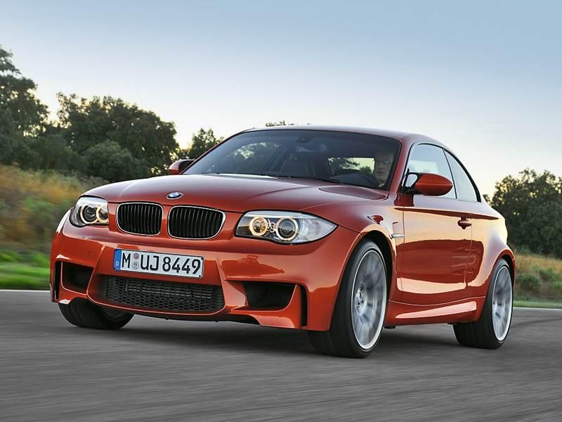 Новый BMW 1 series - Спорт без компромиссов