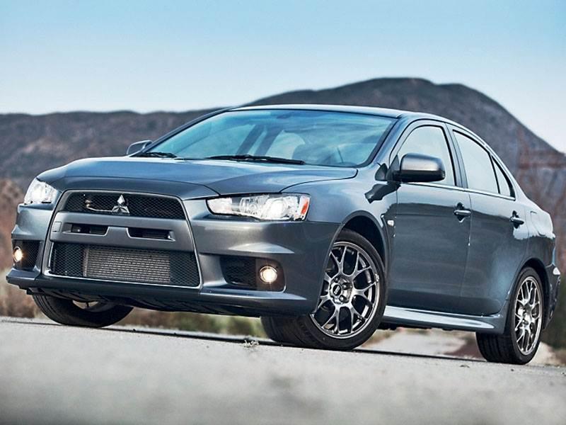 Новый Mitsubishi Lancer - Настройка