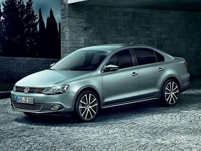 Новый Volkswagen Jetta - Европеец