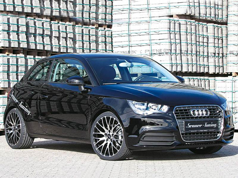 Новый Audi A1 - Легкие штрихи