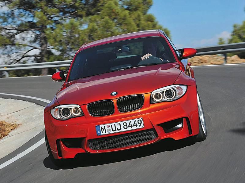 Новый BMW 1 series - Старший из младших