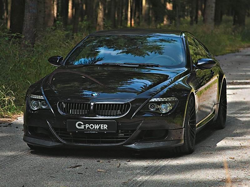 Новый BMW M6 - Под занавес