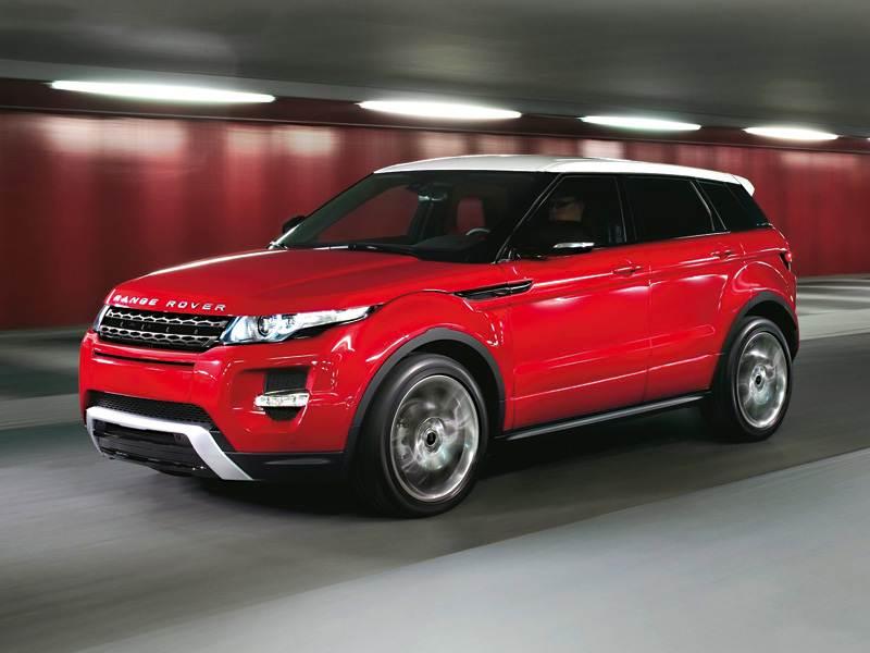 Новый Land Rover Range Rover - Основной игрок