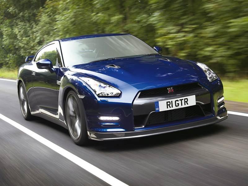 Новый Nissan GT-R - Бархатная революция