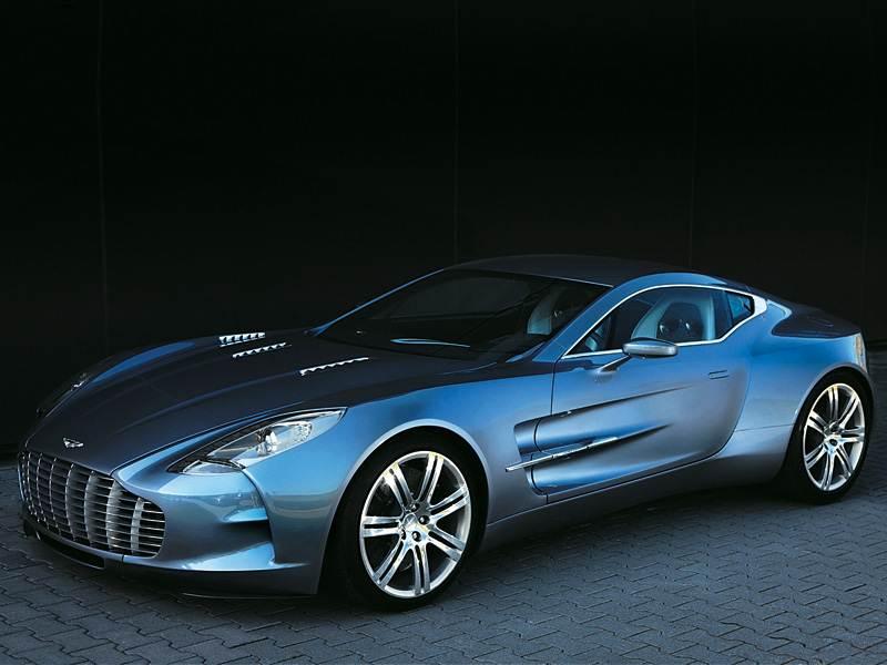 """Aston Martin"" – совсем для узкого круга"
