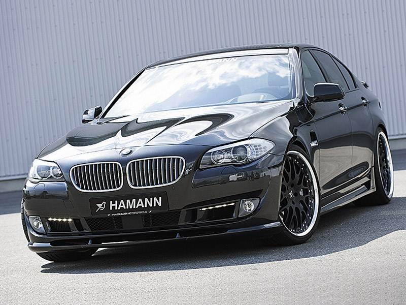 Новый BMW 5 series - Добавить стиля
