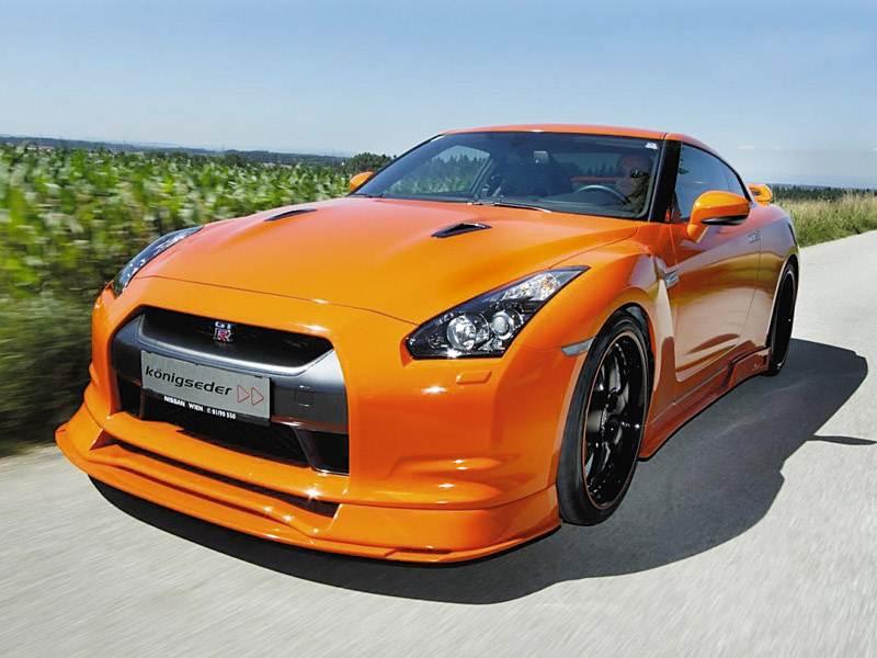 Новый Nissan GT-R - Вторая ступень