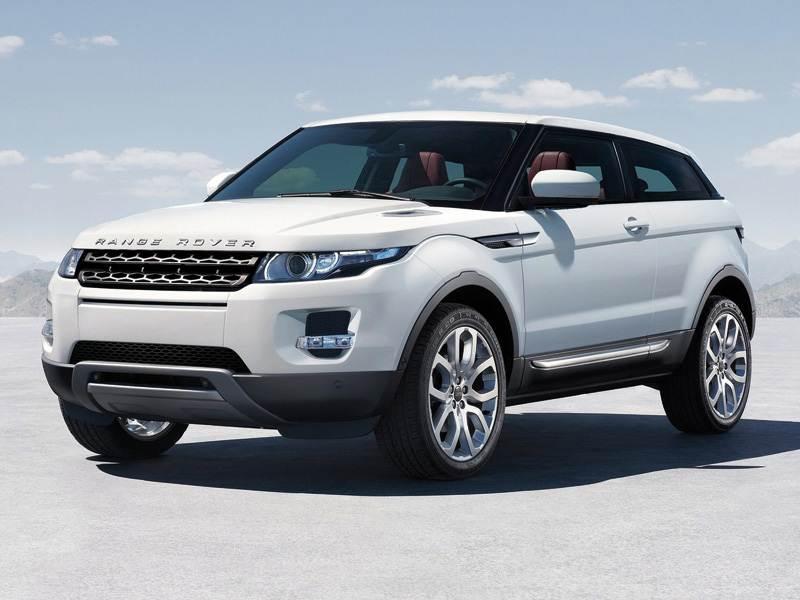 Новый Land Rover Range Rover - Нигилист