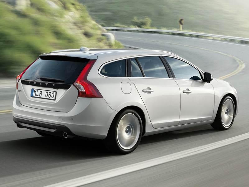 Новый Volvo V60 - Больше возможностей