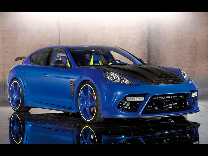 Новый Porsche Panamera - Дело не только в мощности