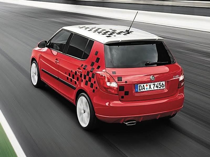 Новый SEAT Ibiza - Малой кровью
