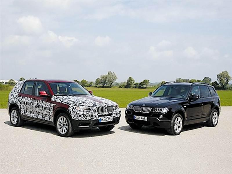 Новый BMW X3 - Занавес приподнялся