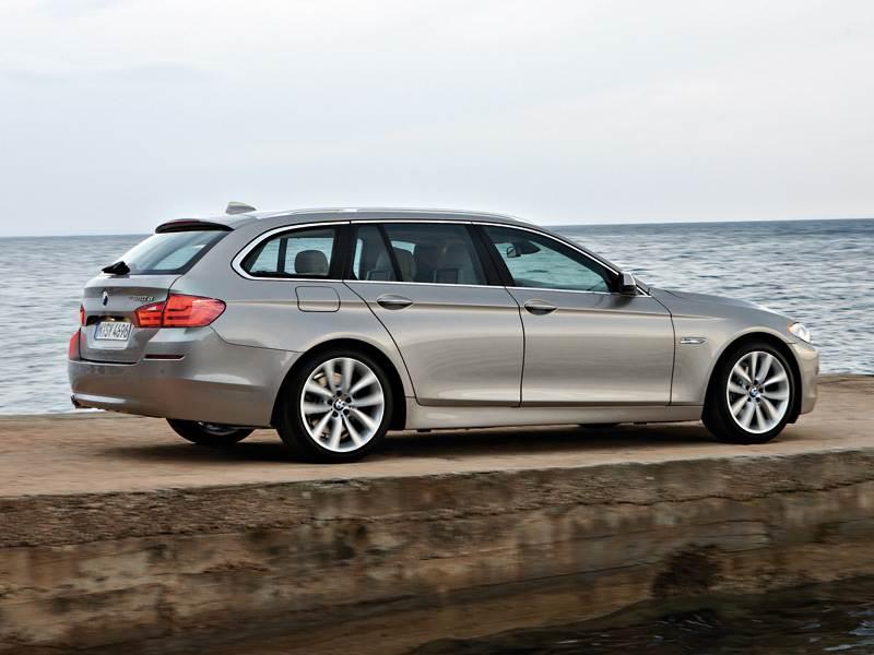 """Новый BMW 5 series - """"BMW 5-й серии Touring"""""""