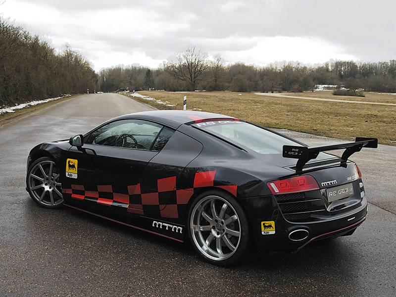 """Новый Audi R8 - """"R8"""" с задним приводом"""