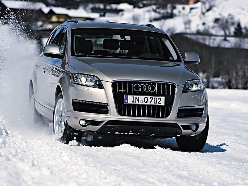 Новый Audi Q7 - Энергетический баланс