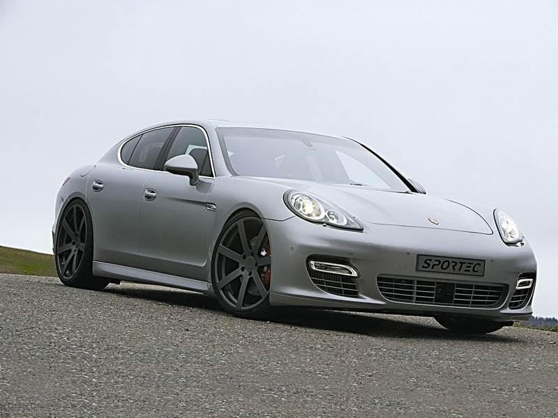 Новый Porsche Panamera - Долго запрягали – быстро поехали