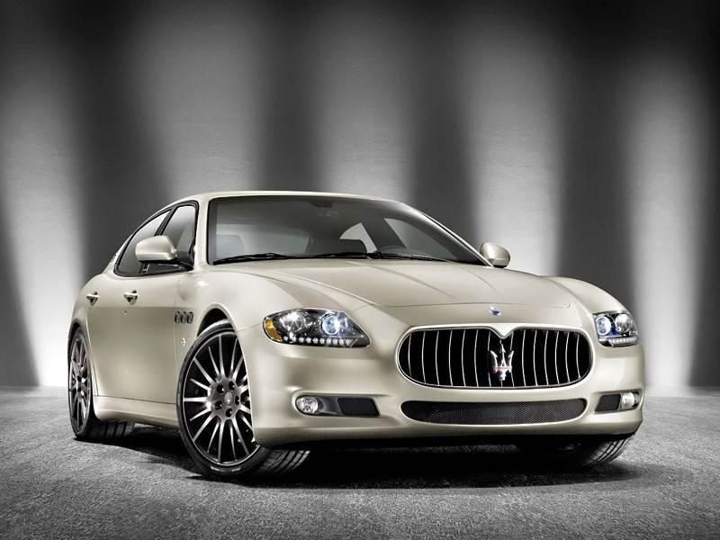 Новый Maserati Quattroporte - В награду.. за награды