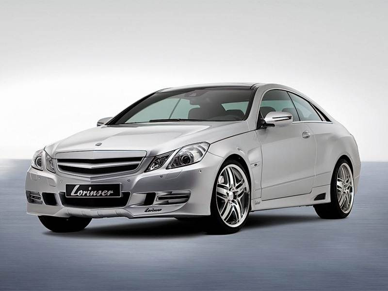 Новый Mercedes-Benz E-Class - Элегантный штрих