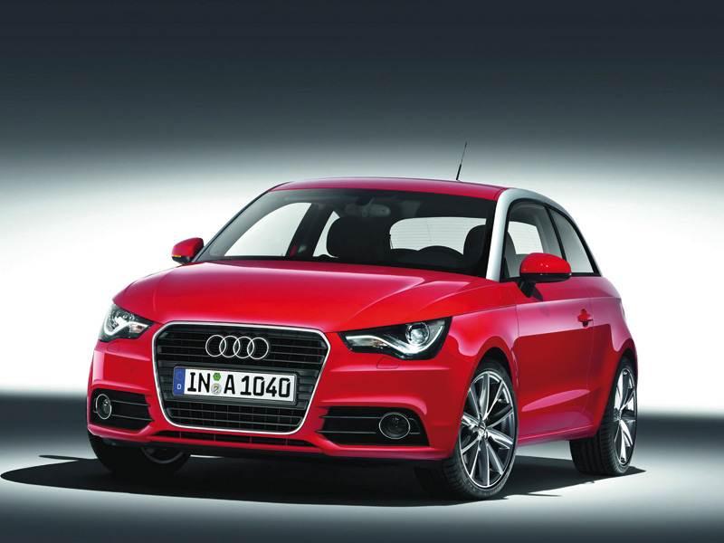 Новый Audi A1 - Всплеск эмоций