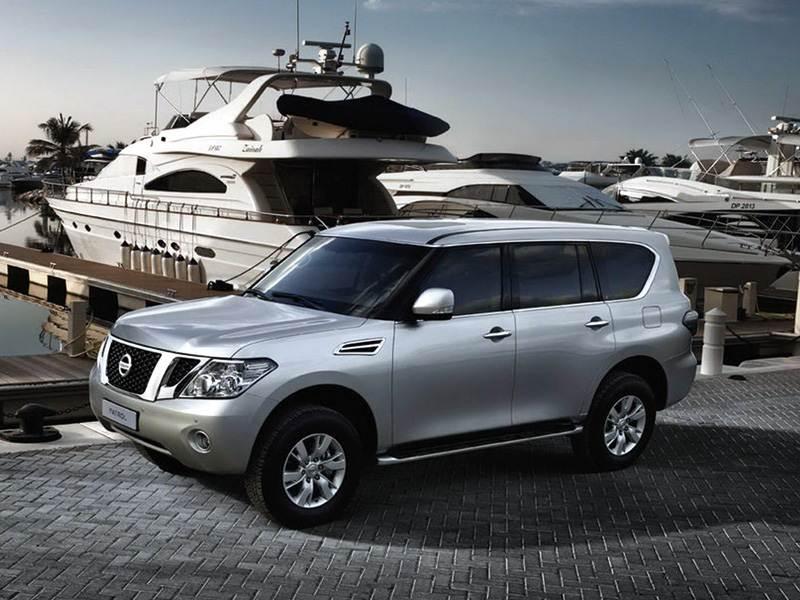 Новый Nissan Patrol - Прирожденный лидер