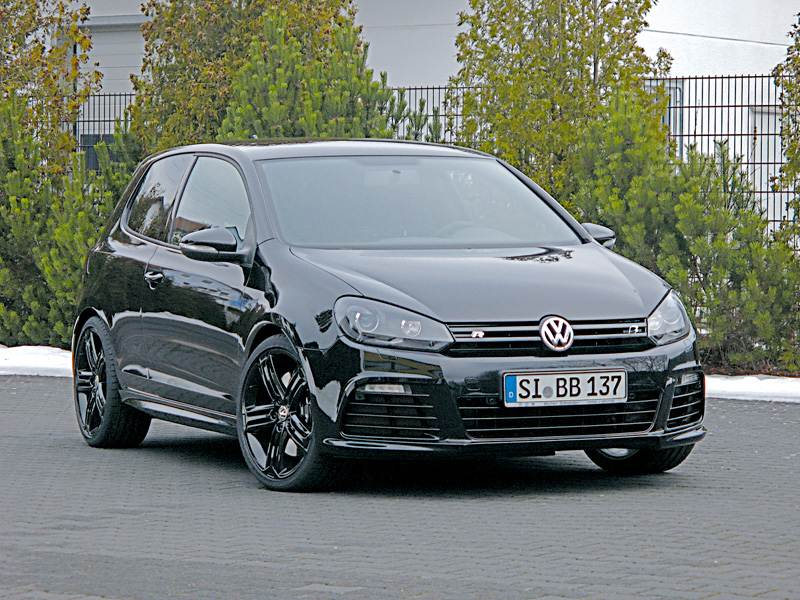 Новый Volkswagen Golf - Три ступени мощности