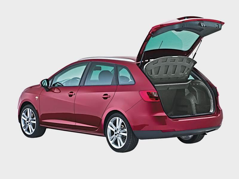 Новый SEAT Ibiza - Третий – не лишний