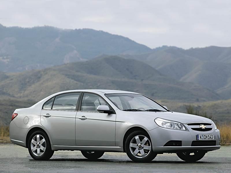 Новый Chevrolet Epica - Пора обновления