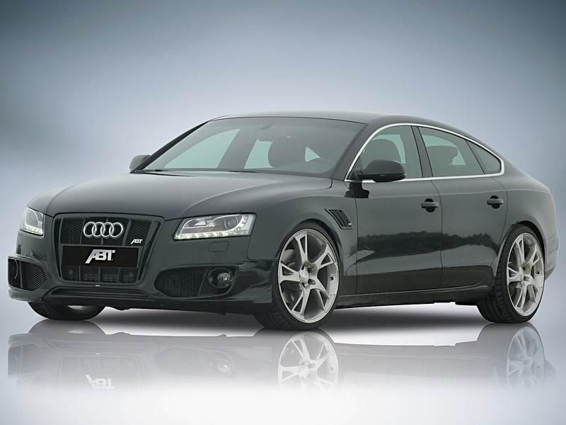 Новый Audi A5 - Стандартная оригинальность